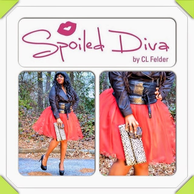 Spoiled Diva by CL Felder Plus Size Tutu Skirt Collection