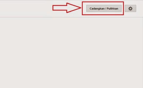 Cara Mudah Mengganti Template Pada Blog
