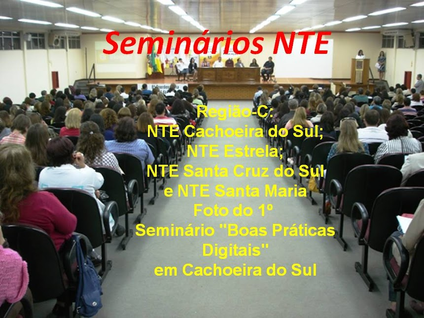 Seminários NTE