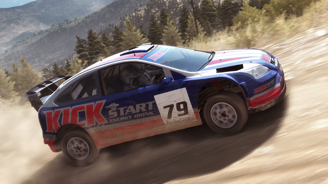 DiRT Rally HD Wallpaper