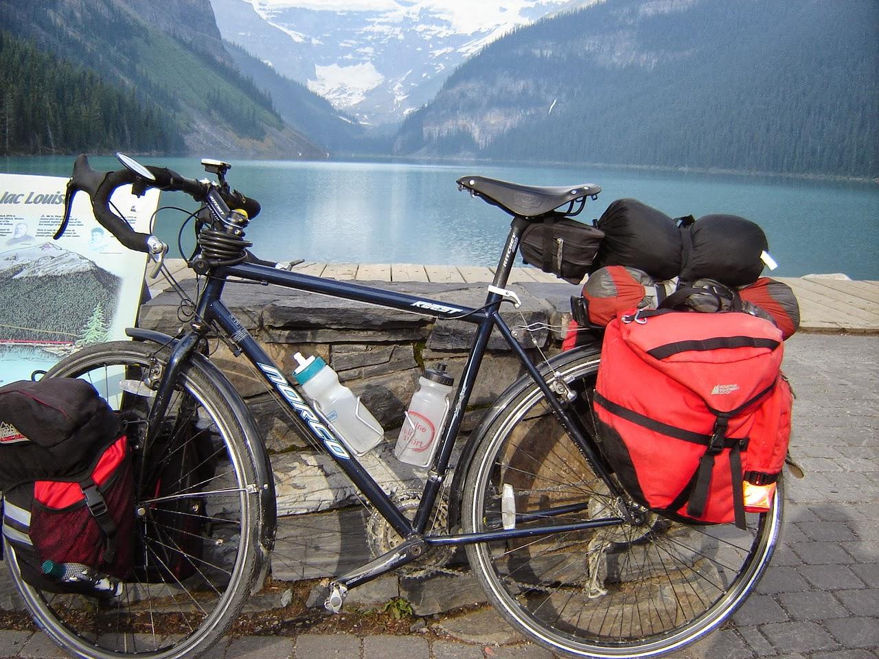 Vancouver / Port-Cartier en vélo 2011