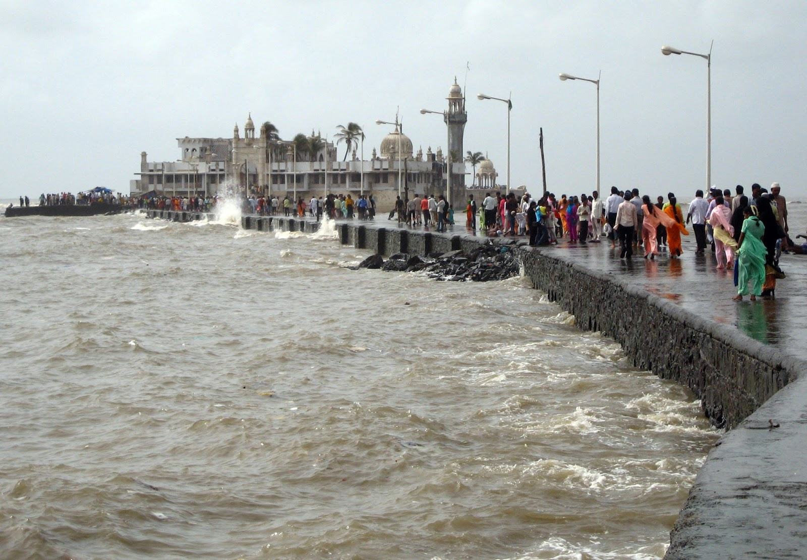 Image result for FACTS ABOUT haji ali dargah
