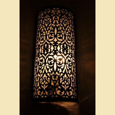 Moroccan Style Wall Lights : Moroccan Style Furniture, Moroccan Lanterns, Moroccan Lamps, Moroccan pouf: E Kenoz Offers ...