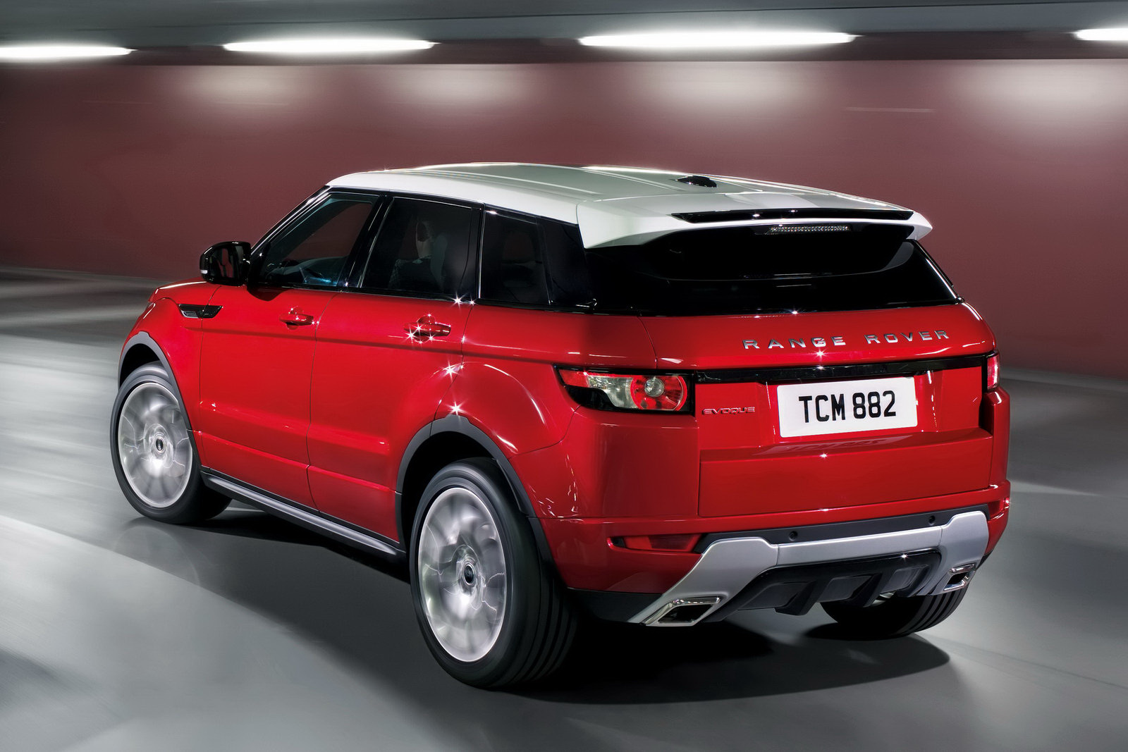 Most Desirable Cars In The World The Range Rover Evoque