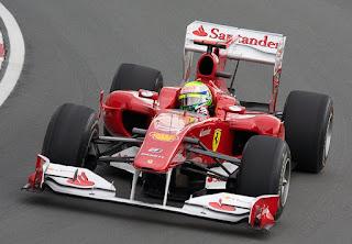 Gambar Mobil Balap F1 Ferrari 09