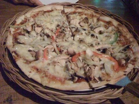 Salsicia Pizza