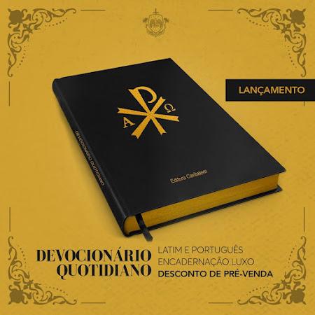 Devocionário ➜ Latim-Português