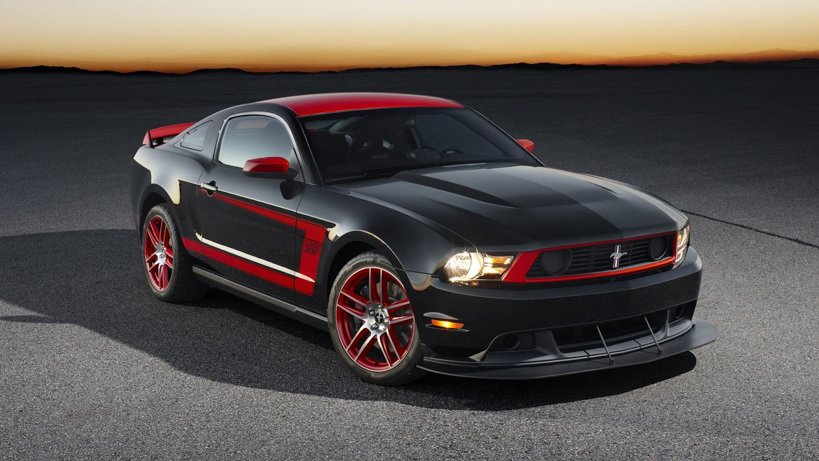 super power, ford mustang - Dremzo Cars