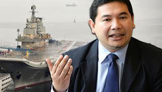 Benarkah kerajaan mahu beli kapal perang RM3 billion?