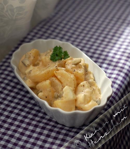 Stinknormaler Kartoffelsalat