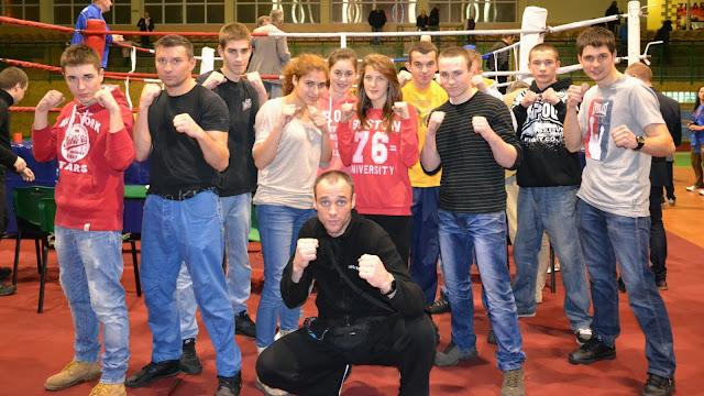 tening, boks, Zielona Góra, ring, sala bokserska, klub bokserski, sporty walki