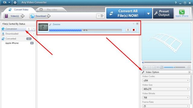 Any Video Converter 5.8.6