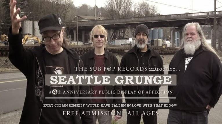 Seattle Grunge
