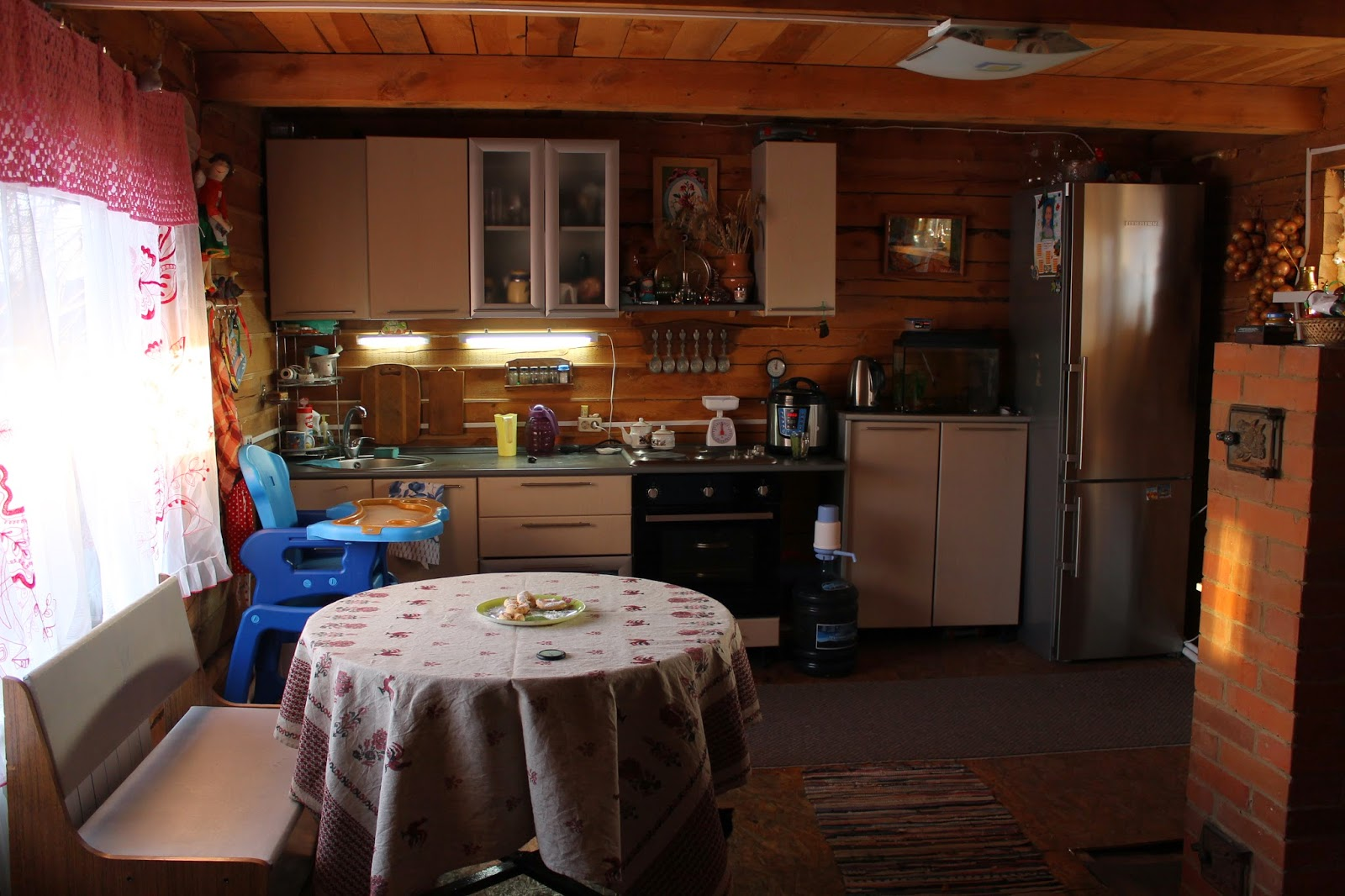 Кухня до переделки