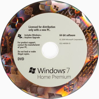 Windows 7 (x86/x64) Home Premium SP1 CRACK FREE DOWNLOAD