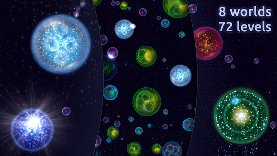 Osmos HD Android Game Apk