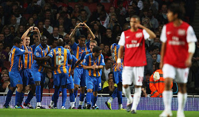 Arsenal FC 3 - 1 Shrewsbury Town (2)