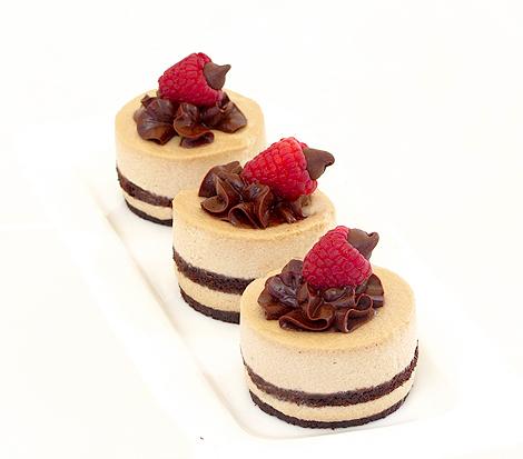 Mini Ramekin Layered Cake