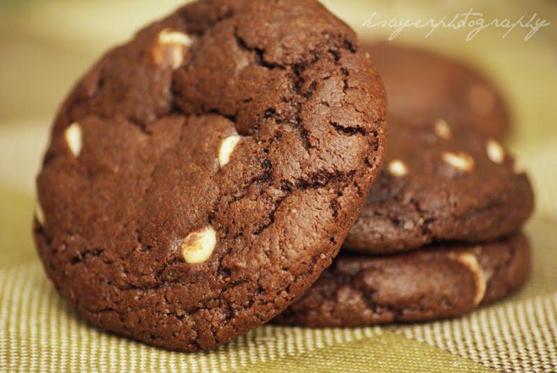 Subway kekse rezept double chocolate