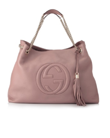 The Dubai Purse Real vs. Fake Gucci Soho Shoulder Leather Bag