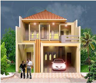 rumah rumah minimalis modern on Inspirasi Rumah: Rumah Minimalis Modern