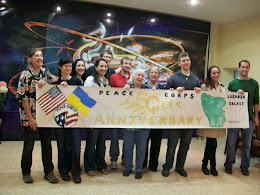 Luhansk Oblast Peace Corps Volunteers