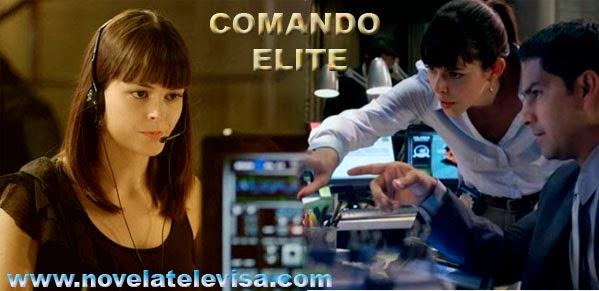 Ver Comando Élite capítulo 29 Jueves 14 de Noviembre 2013