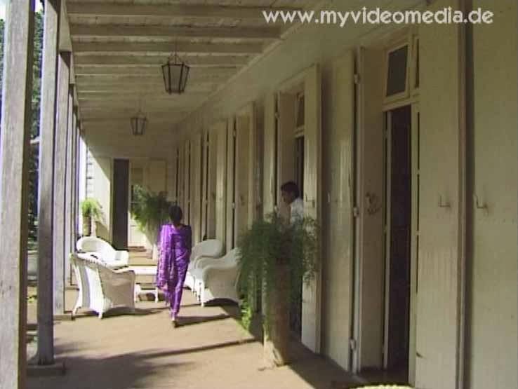 Veranda Villa Eureka - Mauritius