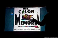 El Color de la Memoria