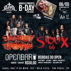 Dia 6/5 em São Paulo