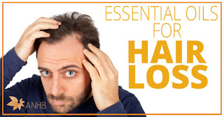 Essential Oils for Hair Loss Problems