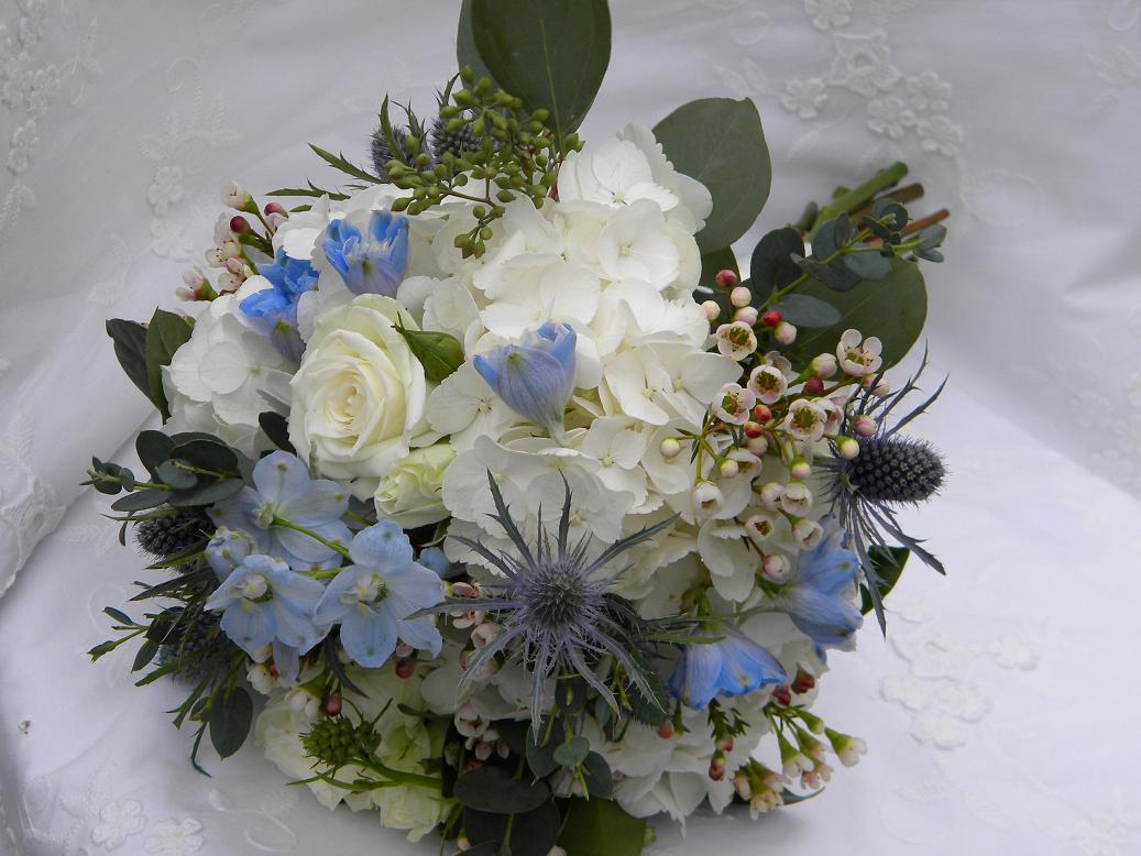 Wedding Flowers From Springwell Weddings Megan Paul