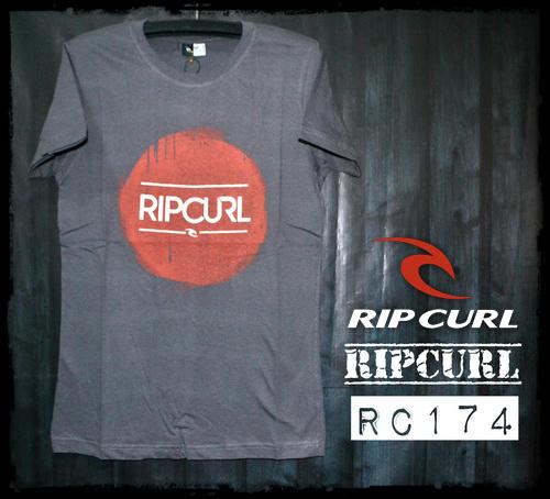 Kaos Surfing RIPCURL Kode RC174