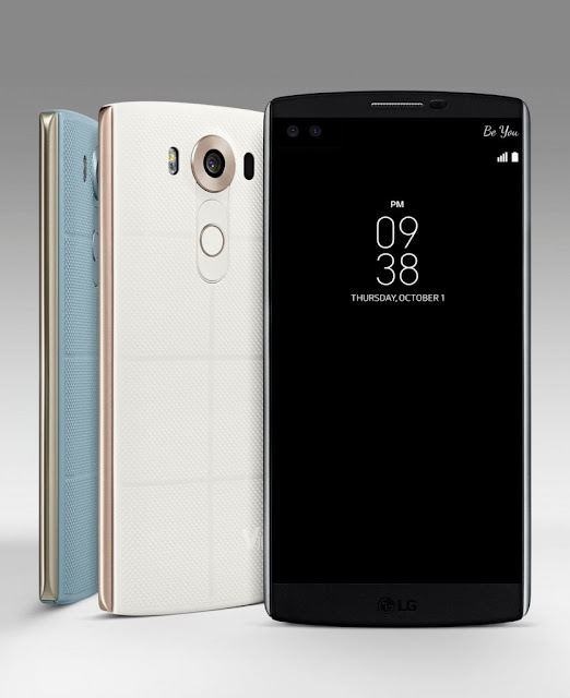 LG V10 pics