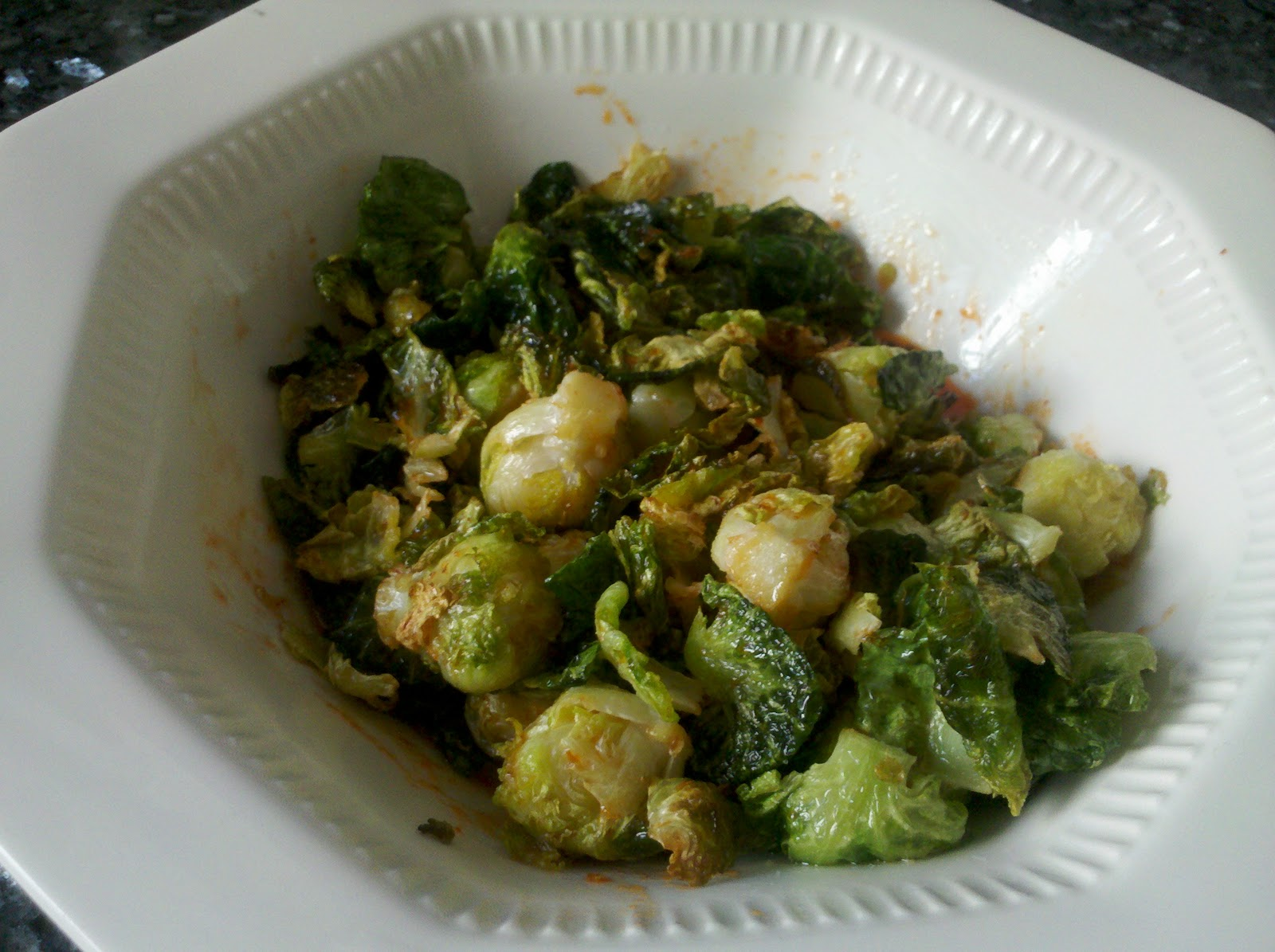 Joni Loves To Cook: Crispy Fried Brussel Sprouts with ...