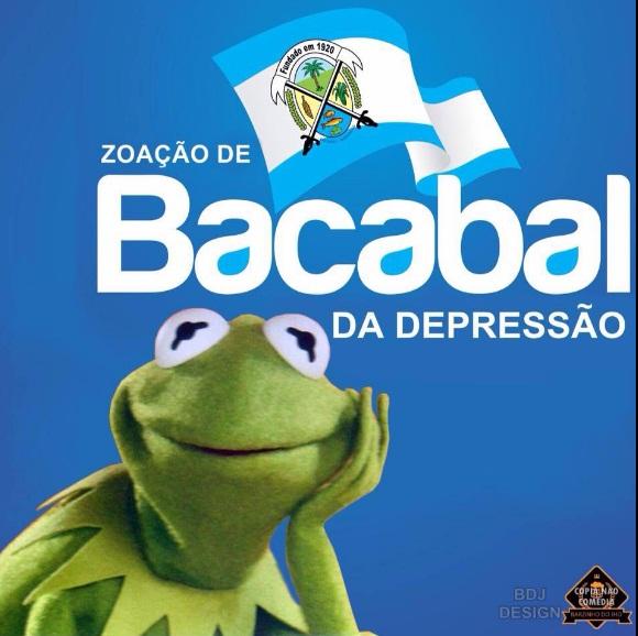 BACABAL DA DEPRESSÃO