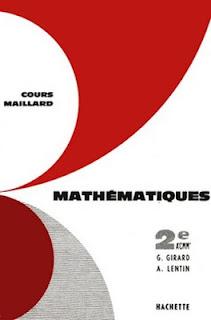 Manuels de mathématiques anciens (principalement pour le lycée) Cours+Maillard+Math%25C3%25A9matiques+seconde