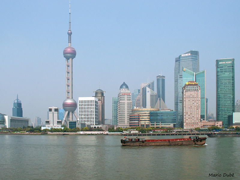 Pudong le jour