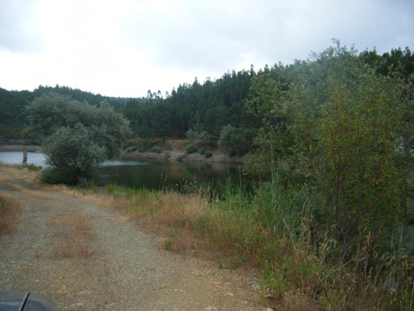 barragem Vergancinho