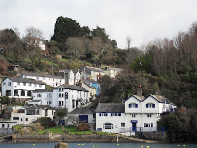 Ferryside Cornwall, Daphne Dy Mauriers's house