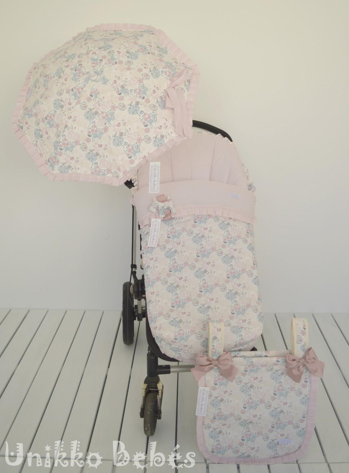 silla de paseo personalizada