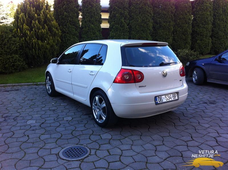 Makina ne Shitje: Shitet Volkswagen Golf V