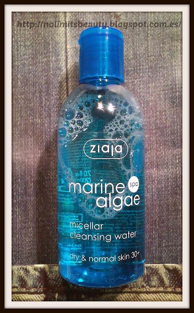 Ziaja - Agua Micelar - Marine Algae Spa