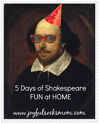 http://www.joyfulsocksmom.com/search/label/shakespeare