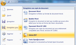 Pc astuces convertir un document word en pdf - Convertir fichier pdf en open office gratuit ...