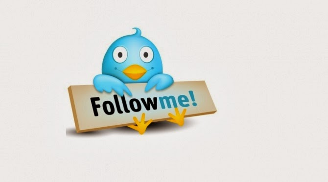 Sígue todas las novedades y más en Twitter