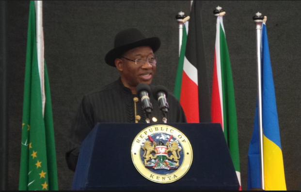 President Goodluck Jonathan's Biggest Approval Rating