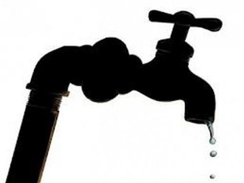 tak ada air paip, kehabisan air, masalah bekalan air paip, tiada air paip