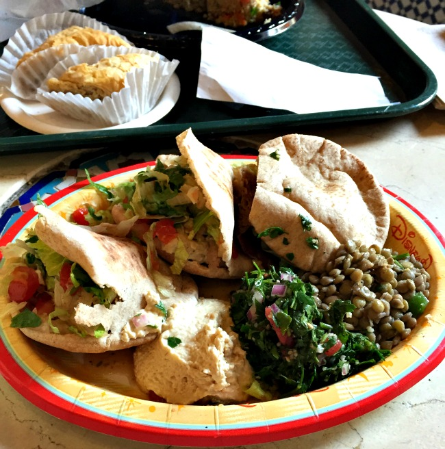 Disney World Recap - Highly recommend the Tangierine Café if you like Mediterranean food!