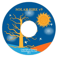 Software de Astrologia Solar Fire V9